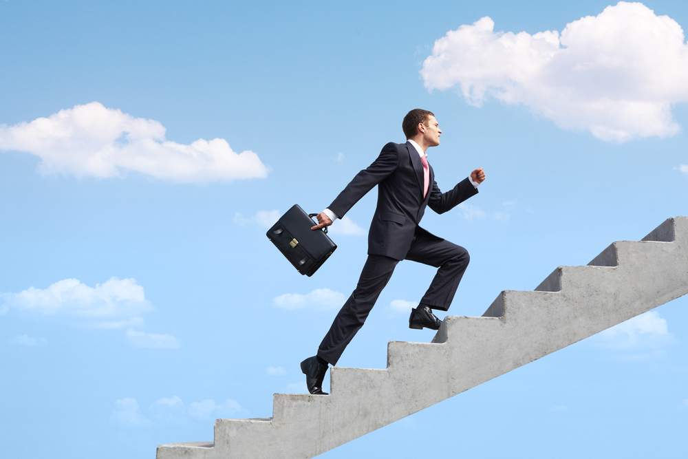 Some things to do before you start up the ladder to that next promotion...