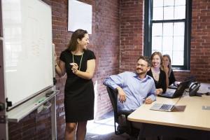Off-site retreats for team building