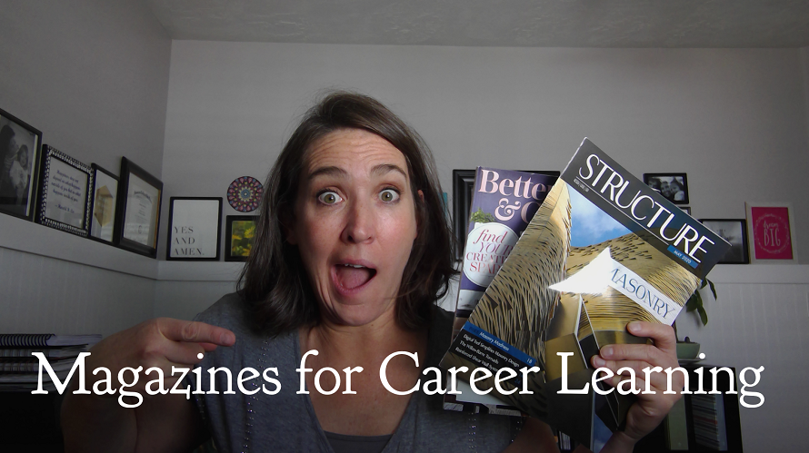 Magazines for Career Learning