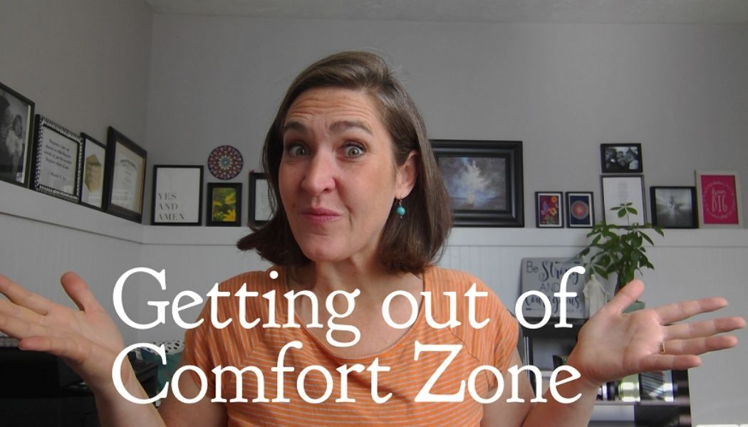 Working Moms Getting Out of Comfort Zone