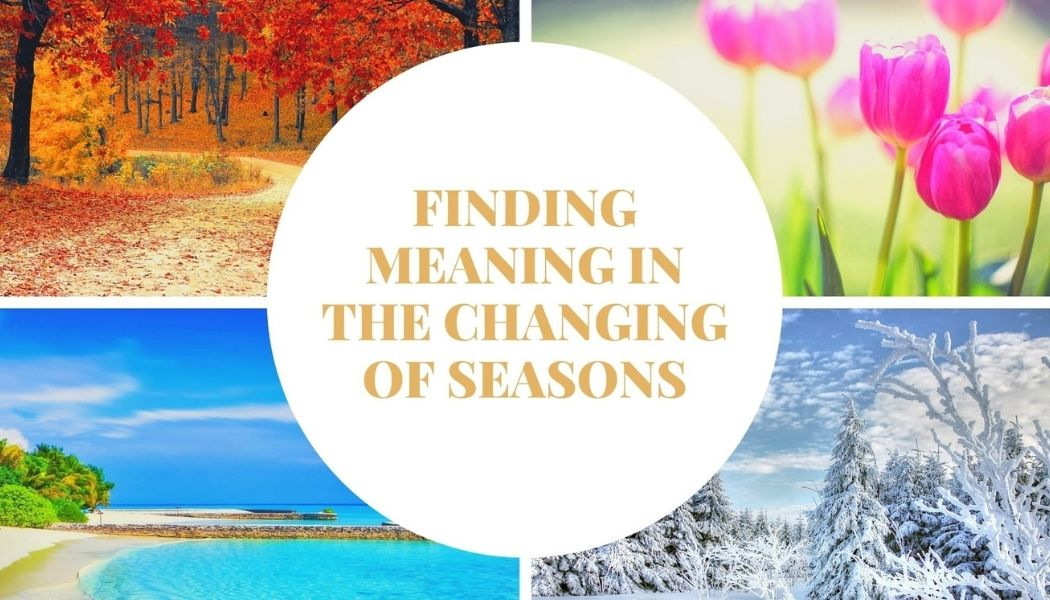 Finding Meaning in the Changing of Seasons on Career Central Podcast